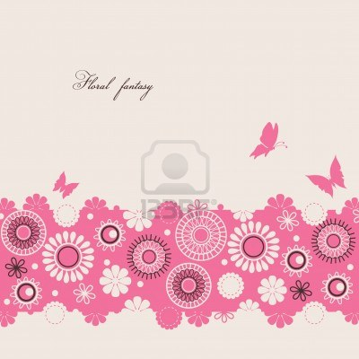 11133467-floral-background-with-butterflies