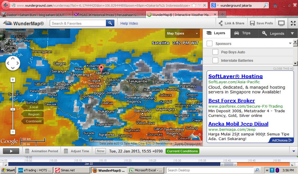 badai hujan jakarta 220113 awan 3pm