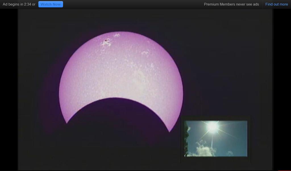 gerhana matahari cincin 100513