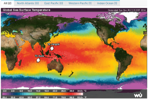 badai tropical cyclon 281214 airasia8501